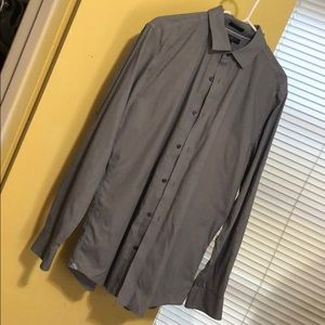 Banana republic button down Grant fit large